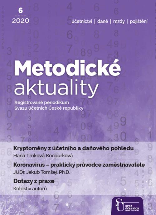 Metodické aktuality- Zajímavé nabídky: